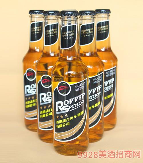 香港动力火车苏打酒芒果味六瓶装