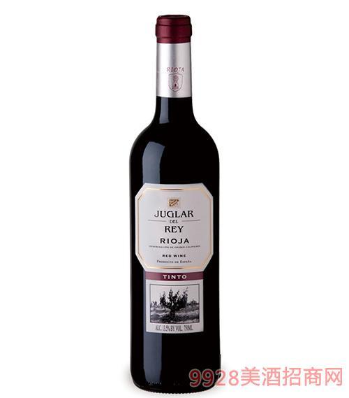 朱格拉尔之 王干红葡萄酒2015