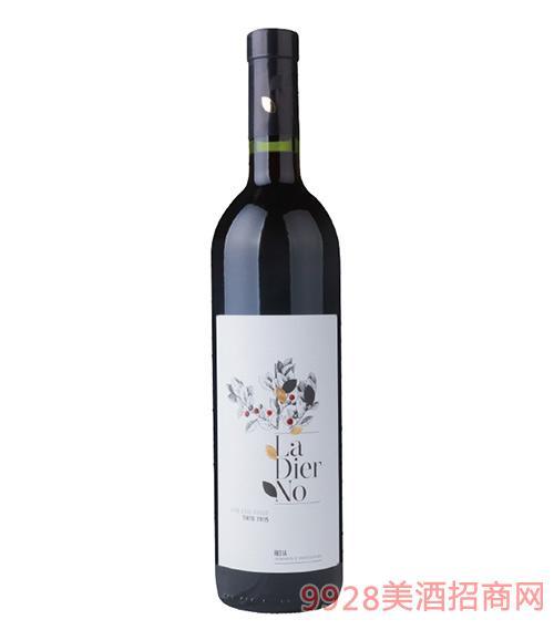 拉迪诺2015丹魄有机红葡萄酒