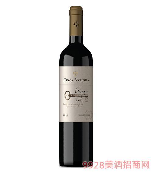 凡卡密钥臻品佳酿干红葡萄酒2013