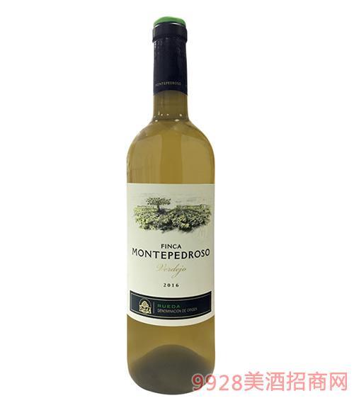 弗德乔干白葡萄酒2016