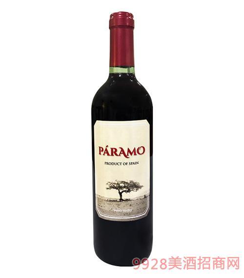生命之树干红葡萄酒2016