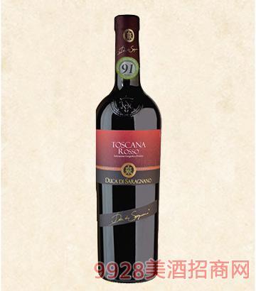 托斯卡纳干红葡萄酒