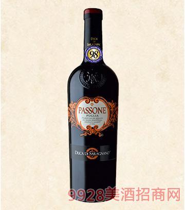 帕萨诺普利亚红葡萄酒