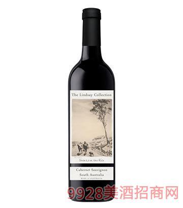 琳赛精选桑帝赤霞珠干红葡萄酒