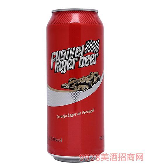 导火索啤酒500ml