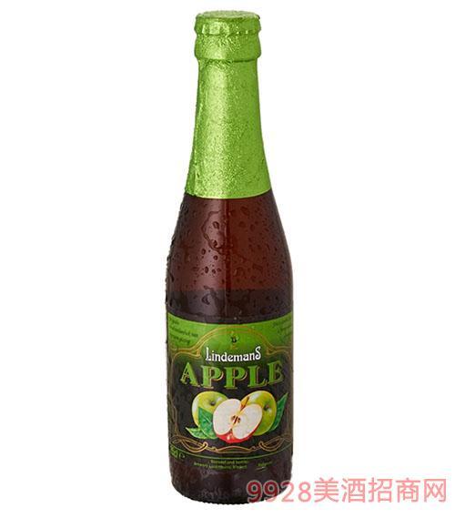 林德曼苹果啤酒250ml