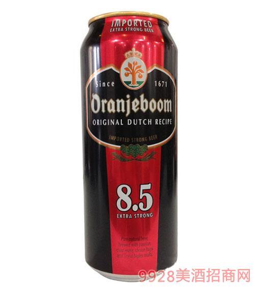 橙色炸弹烈性啤酒8.5度