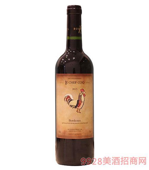 高克干红葡萄酒