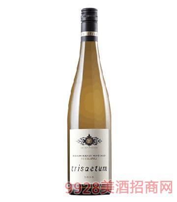 2010年卓斯顿雷司令白葡萄酒