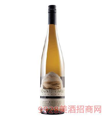 2009安卡雷司令白葡萄酒