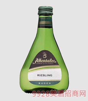 德国巴登猴子谷酒庄雷司令白葡萄酒11.5度250ml