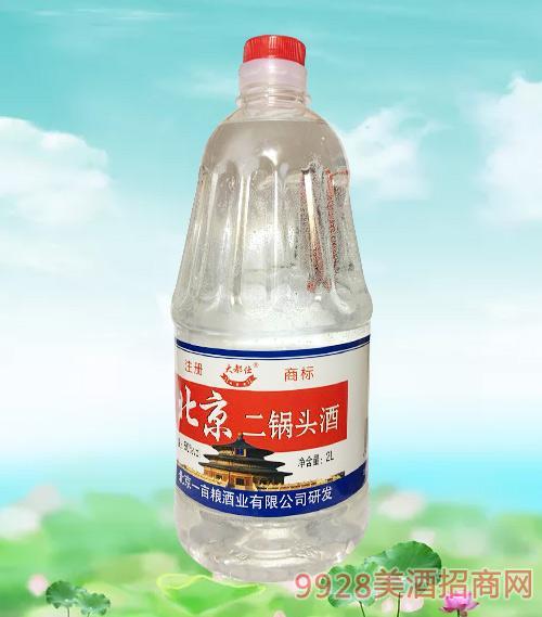 大都仕北京二锅头酒50度2L