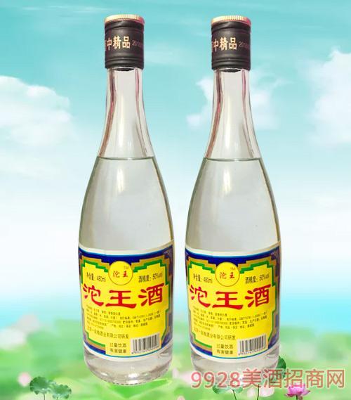 沱王酒50度480ml