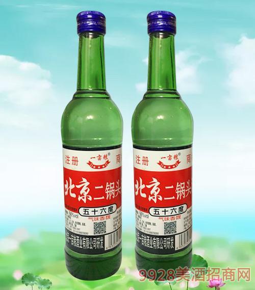 一亩粮北京二锅头(蓝盖)56度500ml