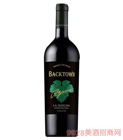 小柏桐特选有机干红葡萄酒13.5度750ml