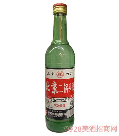 京鹰北京二锅头酒56度500ml