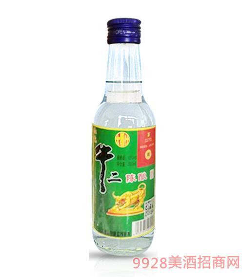 牛二陈酿酒(蓝盖)小瓶酒