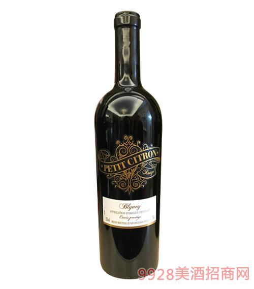 小玛歌诗图酒庄红楼干红葡萄酒12度750ml