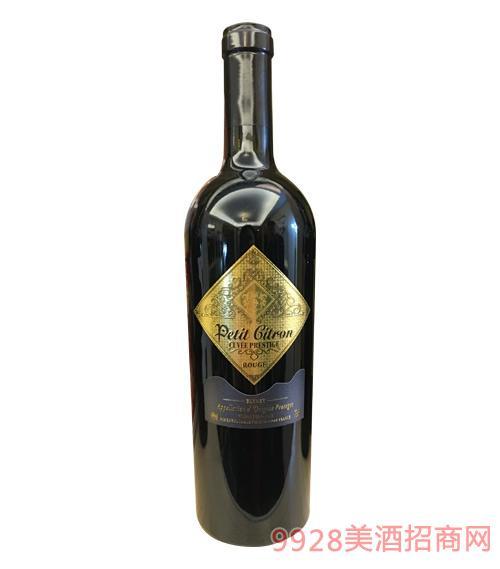小玛歌诗图酒庄庄园干红葡萄酒14度750ml