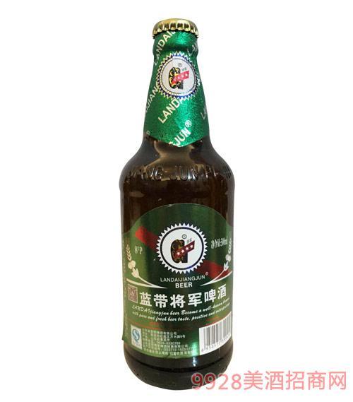 蓝带将军啤酒8°P-500ml