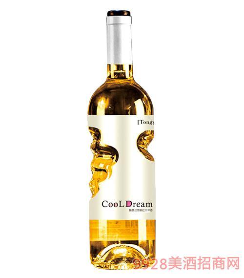 通裕金樽葡萄酒4度750mlx6