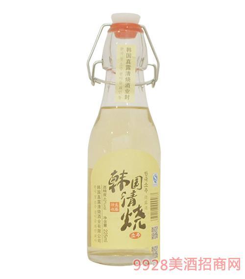 韩国真露清烧酒225ml