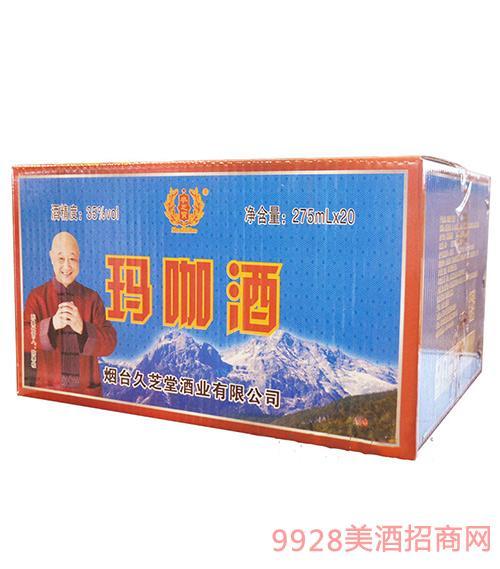 参芝宝玛咖酒35度275mlx20