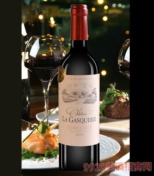 拉古瑞城堡干红葡萄酒