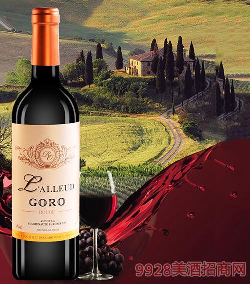 高罗拉尔德干红葡萄酒