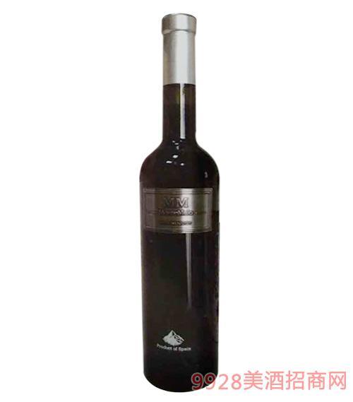 西班牙蒙特梅勒山精选红葡萄酒