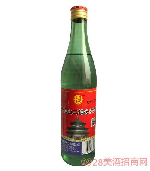 午栏山二锅头白酒56度500ml