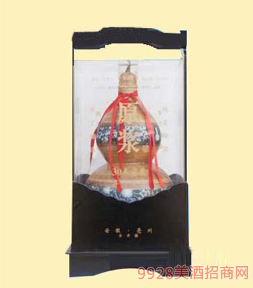 30年窖藏原浆酒(蓝)