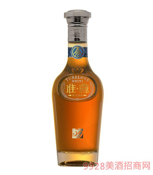 唯彝红石榴酒39度500ml