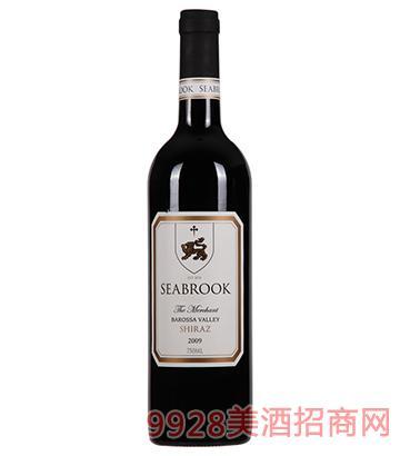 西布鲁克酒庄商人干红葡萄酒