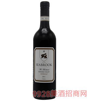 西布鲁克酒庄董事长干红葡萄酒