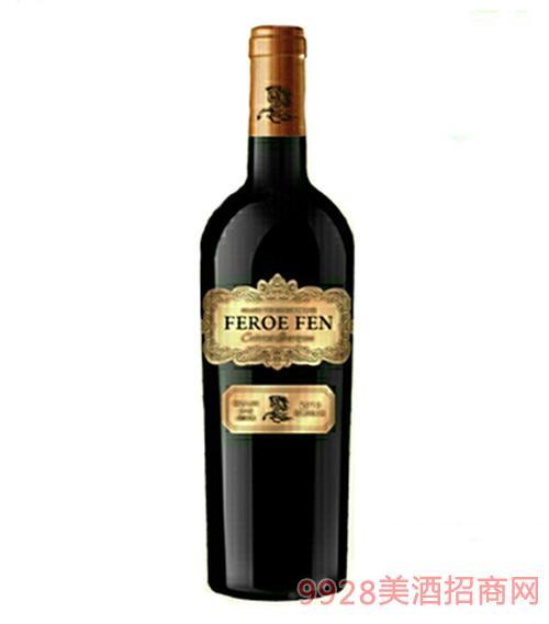 2010法国法罗芬红葡萄酒