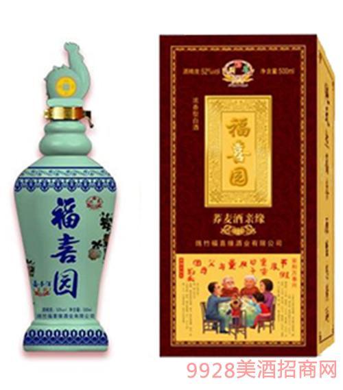 福喜园酒荞麦酒亲缘