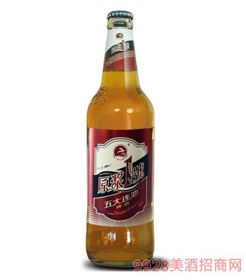五大�B池啤酒原�{1�500ml