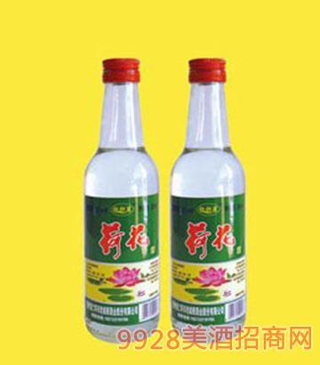 京水桥荷花酒瓶装