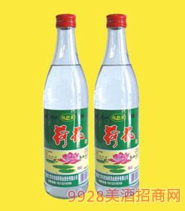 京水桥荷花酒瓶装500ml