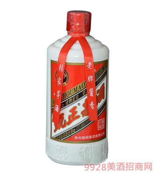 赖嗣甄正茅酒53度500ml