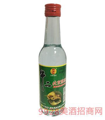 牛二北京陈酿酒42度250ml