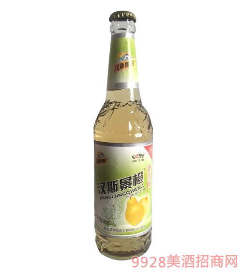 汉斯景橙饮品·黄梨味