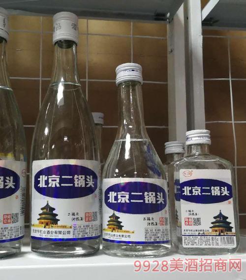 北京二锅头纯粮酒