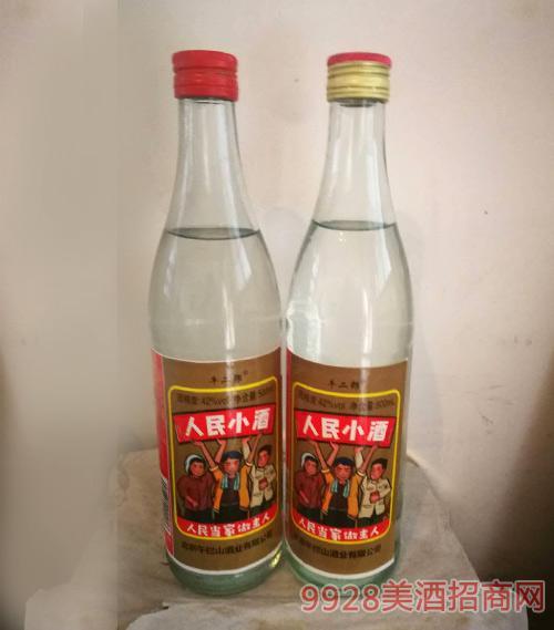 牛二郎人民小酒42度500ml