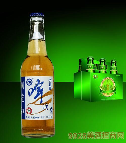 澜沧江啤酒小超爽