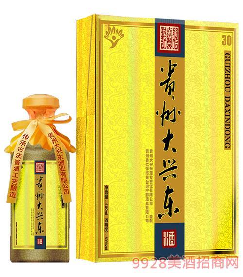 贵州大兴东酒陈年窖藏500ml