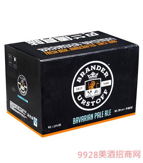 巴兰德真味BPA精酿啤酒(箱)330ml