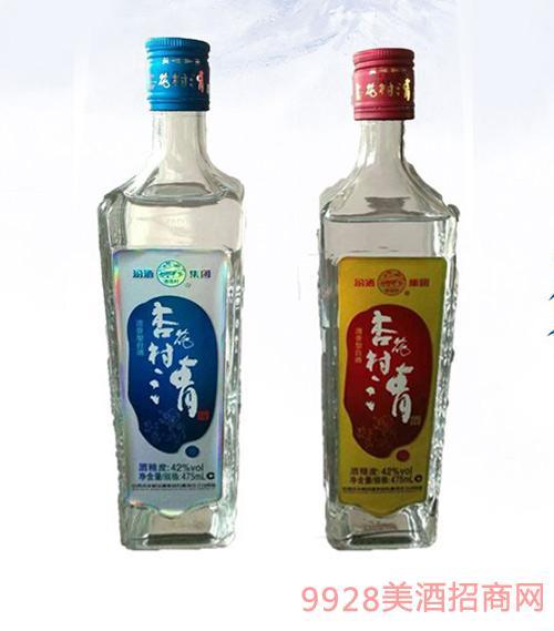 汾酒集团杏花村清酒光瓶